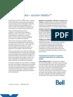 Solution WebEx