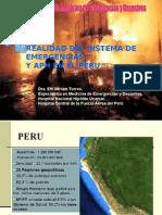 Realidad Del Sistema de Emergencias Peru -Colombia1