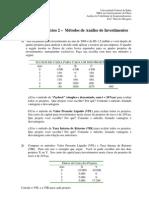 Lista de Exercícios VPL E TIR 2pdf
