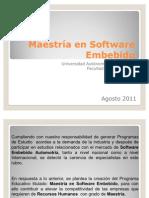Maestría en Software Embebido_final 2011