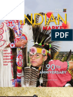 Indian Market 90th Anniversary SWAIA Official Guide 2011