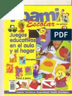 Foami Escolar No2-Juegos Educativos en El Aula y El Hogar