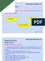 Mineralogia sistematica II