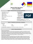 xMSDS Barium Oxide 9923002