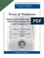 Yorktown Audit 2011