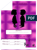Cahier de planification