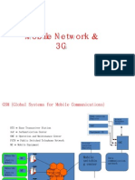 Mobile Network & 3G