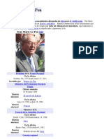 Jean-Marie Le Pen