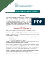 Constituição Do Estado Do RJ