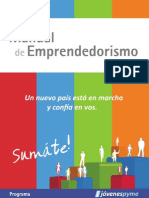 Manual Emprendedorismo