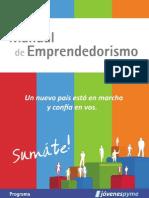 Manual Emprendedorismo