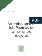 Artemisa Ama a Isis
