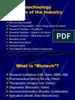 Biotechnology de La Red