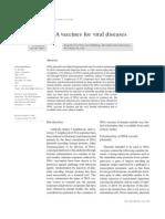 vacinas de dna doenças virais