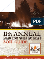 2011 Roasters Guild Retreat Guide