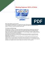 TopGoogleRankingCaptures18.2ofClicks
