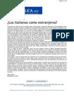 10-11-27 Los Italianos No Son Extranjeros - La Republica
