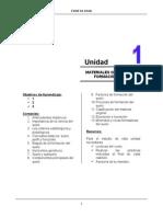 Edafología Unidad 1