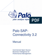 Palo Sap Connectivity Manual