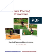Power Pitching Preparation
