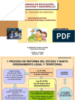 Gestion Educativa Desc.