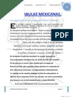 TRES FABULAS MEXICANAS