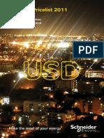Schneider-Pricelist USD 02 2011[1]