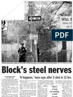 Block's Steel Nerves