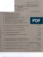 Electronics And Communication Questionpapers