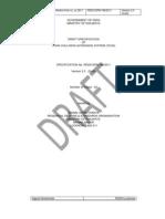 TCAS Spec Draft Ver 2.3