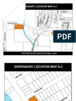 081611 Board of Supervisors - Dispensary Location Mapping- Exhibit A
