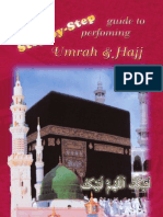 Step by Step Hajj Book 2008