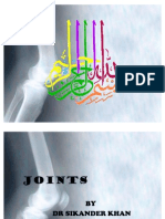 Joints Anatomy Presentation