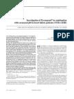 2010 Belcaro Pycnogenol With CoQ10 in Heart Failure Patients