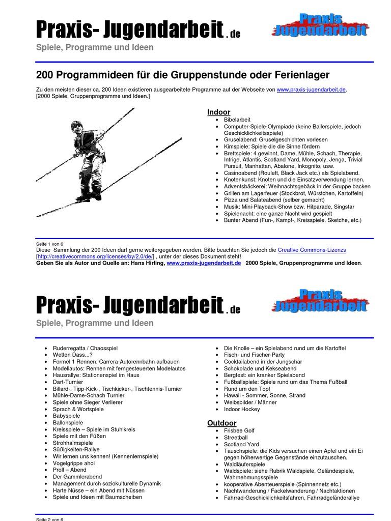 Programmideen