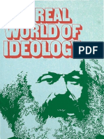 The Real World of Ideology