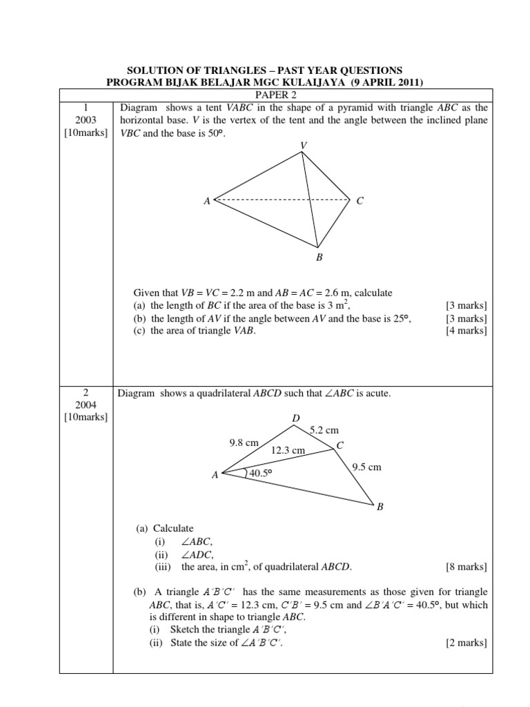 Chapter 10 solution of triangles euclidean plane geometry chapter 10 solution of triangles euclidean plane geometry convex geometry ccuart Images