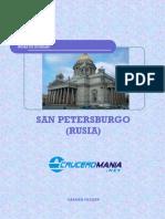 Guia Cruceromania de San Petersburgo (Rusia)