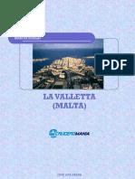 Guia Cruceromania de La Valetta (Malta)