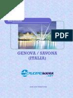 Guia Cruceromania de Genova y Savona (Italia)