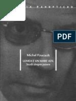 Michel Foucault - Lumea e Un Mare Azil, Studii Despre Putere