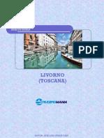 Guia Cruceromania de Livorno [Toscana] (Italia)