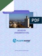 Guia Cruceromania de Agadir (Marruecos)