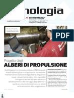 Shaft Designer Article Italian