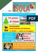 L'ISOLA n 11- 2007