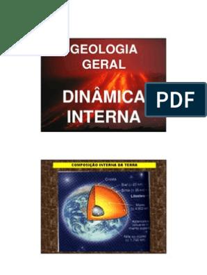 BAIXAR APOSTILA DE GEOLOGIA GERAL