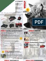 WOLF Performance Ammunition 2011 Product Catalog