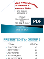 PBP ARR DPBP Finanacial Management (13-18)