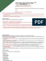 Estruturas e Processos Organizacionais