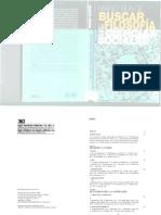 Bunge-Buscar la Filosofía en las Ciencias Sociales